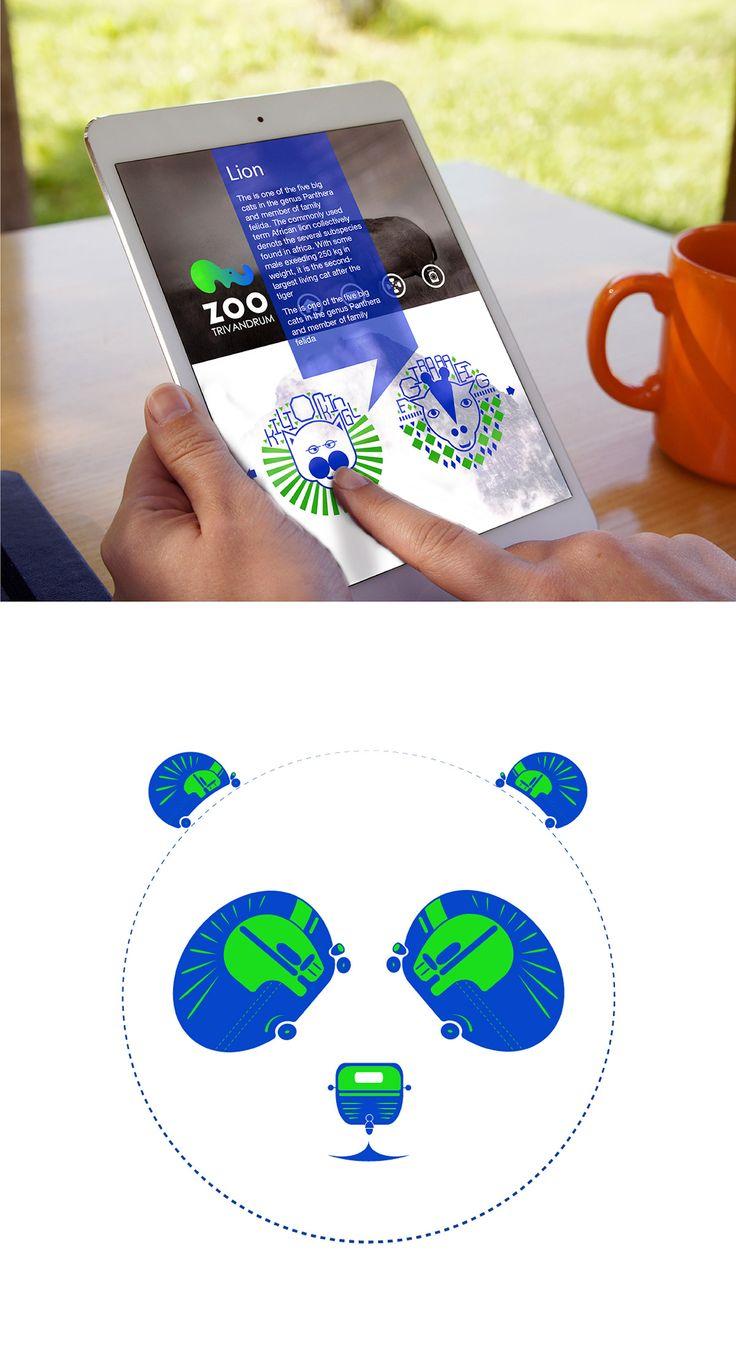 Cassandra cappello graphic design toronto - Trivandrum Zoo On Behance
