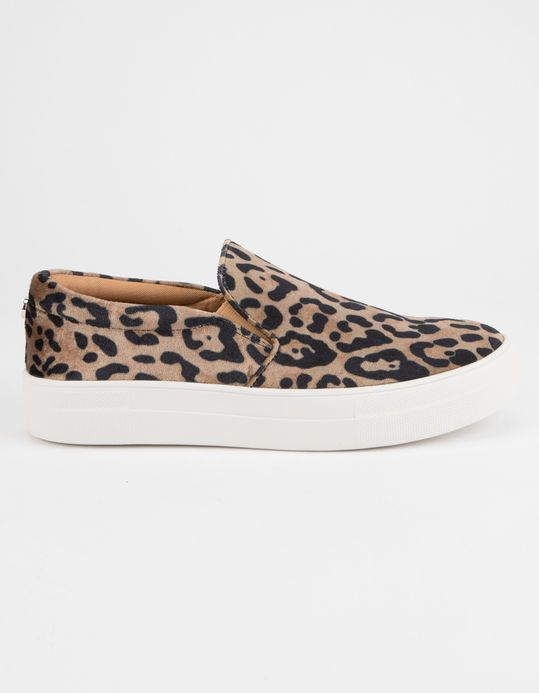 73d12c1dab5 STEVE MADDEN Gills Leopard Suede Womens Shoes | My Style in 2019 ...