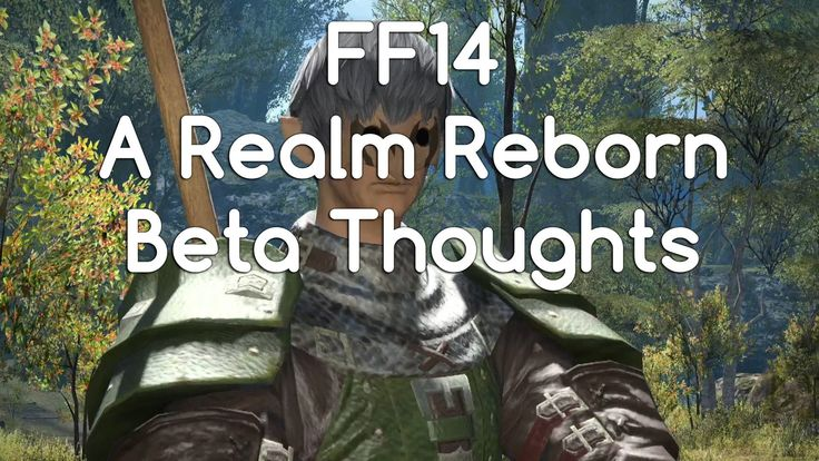 PS4 A Realm Reborn Final Fantasy 14 Beta thoughts - http://androidizen.com/video/ps4-realm-reborn-final-fantasy-14-beta-thoughts/