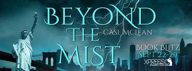 Sinfonia dos Livros: Book Blitz | Beyond The Mist | Casi McLean | Givea...