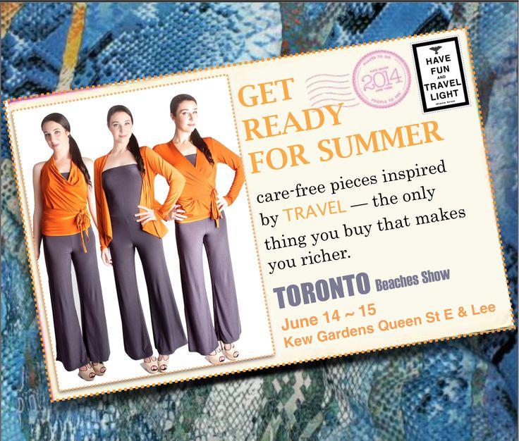 #Toronto Beaches show coming in June!!
