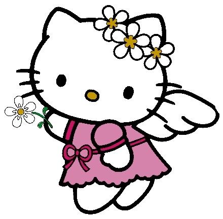 angel hello kitty - photo #7
