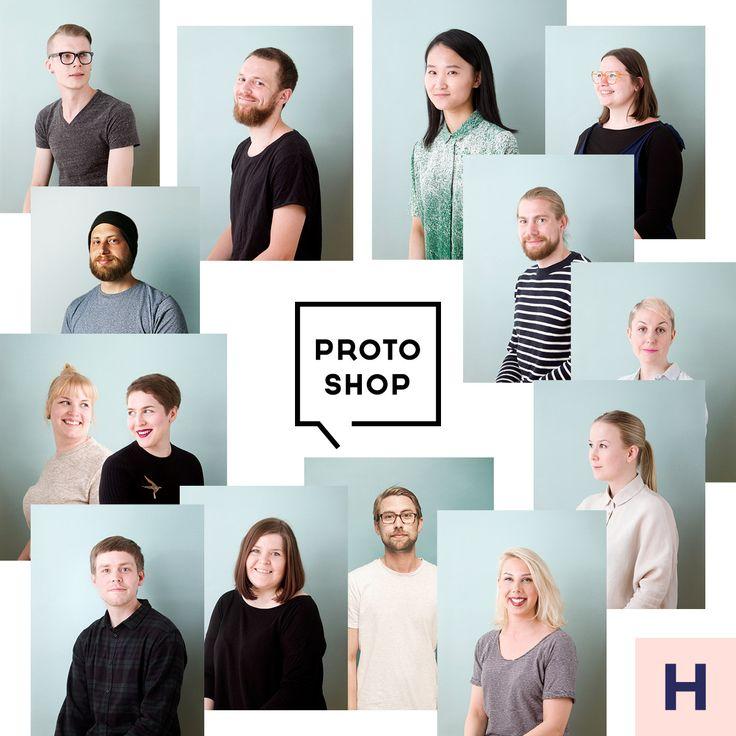 Habitaren nuorten tulokkaiden alueen The Blockin prototyyppinäyttely Protoshopissa esitellään tulevana syksynä 14 tuoteideaa kotiin.