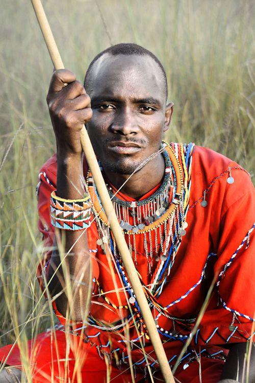 I have always wanted to see the Masai Warriors. Kenya. Photo David Lazar.