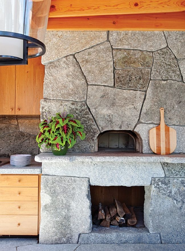 1000 ideas about stone pizza oven on pinterest brick oven outdoor outdoor pizza ovens and - Outdoor stone ovens ...