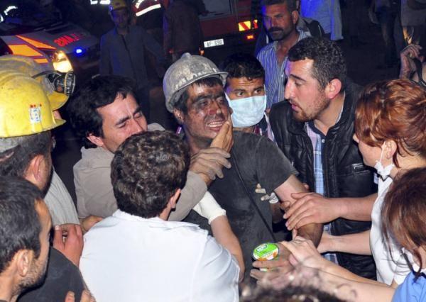Gallery: Turkey mine disaster - World News | IOL News | IOL.co.za