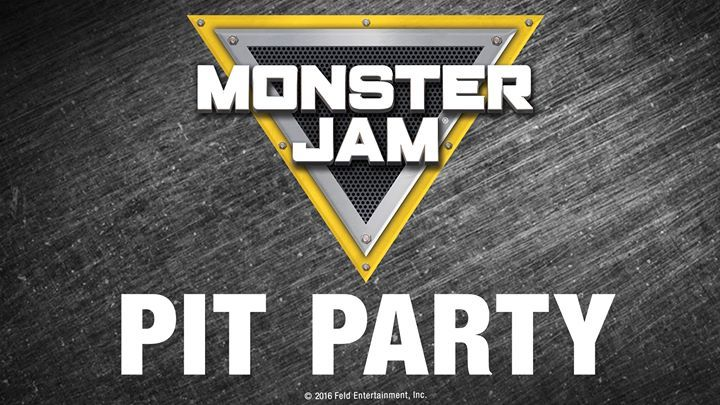 Monster Jam Pit Party: Pit Pass - http://fullofevents.com/seattle/event/monster-jam-pit-party-pit-pass/