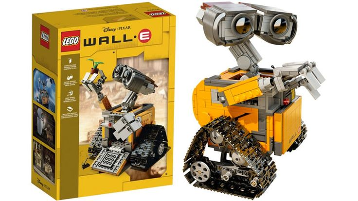 Lego Has Finally Officially Revealed Its New WALL•E Set