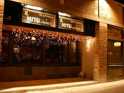 Il Mito Restaurant One Of The Most Amazing Places To Eat With Some Best Italian Dishes Ever Made Nom Just Thinking About Tiramisu