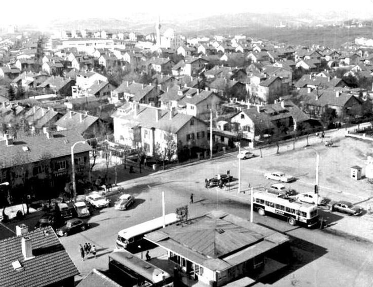 Levent 1960 Istanbul Turkey