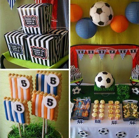 Ideas para la decoraci n de una fiesta de cumplea os de - Ideas para forrar una pared ...