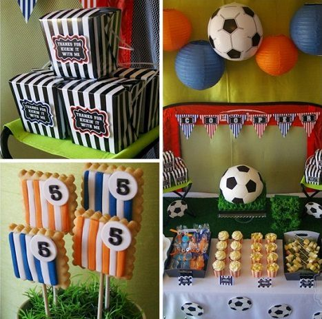 Ideas para la decoraci n de una fiesta de cumplea os de for Decoracion cumpleanos nino