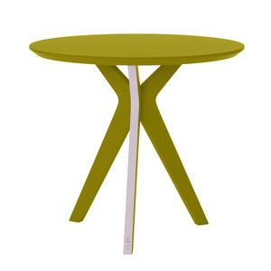 PINKIT Side Table Olive, $410, now featured on Fab.