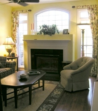 Faux Painted Walls Painted Walls And Window Treatments On Pinterest