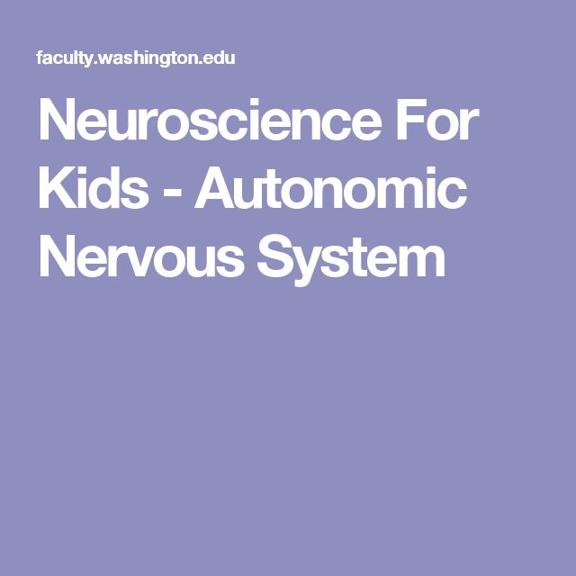 a case study Pinterest        The Human Hospital  How to Create an Autonomic Nervous System