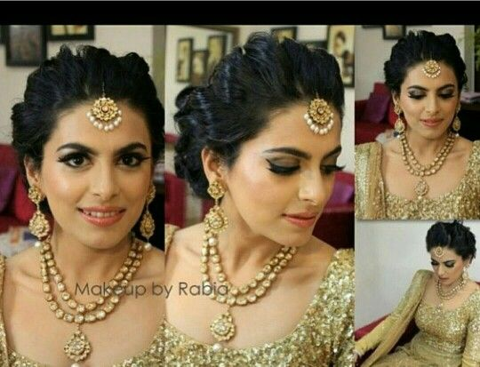Mehndi Hairstyles With Tikka : 25 best hairstyles images on pinterest indian bridal american