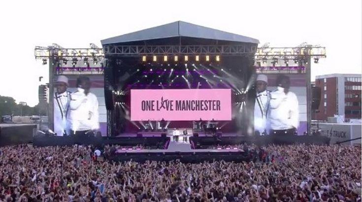 One Love Manchester: quando l'amore e la musica sono più forti