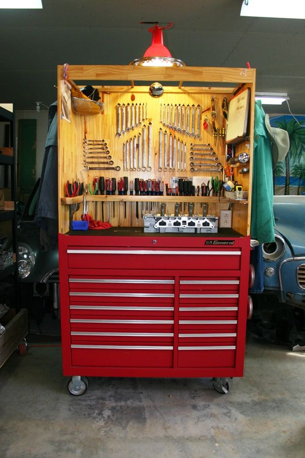 25 Best Ideas About Tool Storage Cabinets On Pinterest