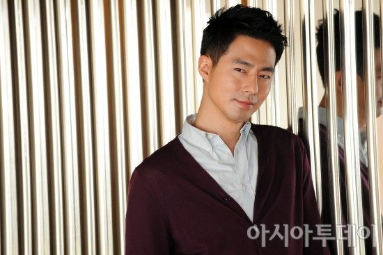 Sigh. too handsome but I love Seung Heon Oppa the best! :)