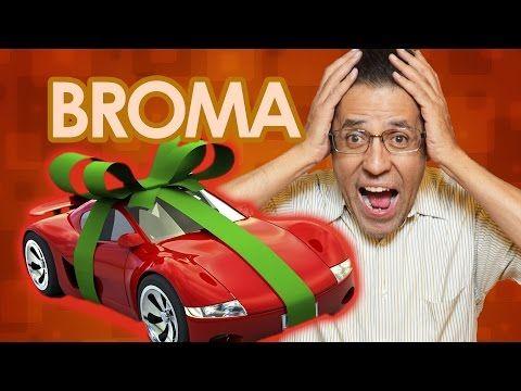 ME GANE UN AUTOMOVIL | LOS POLINESIOS BROMAS PLATICA POLINESIA - YouTube