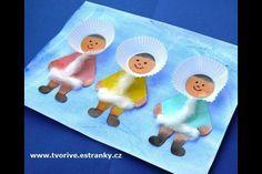 Eskimo met cakevormpjes