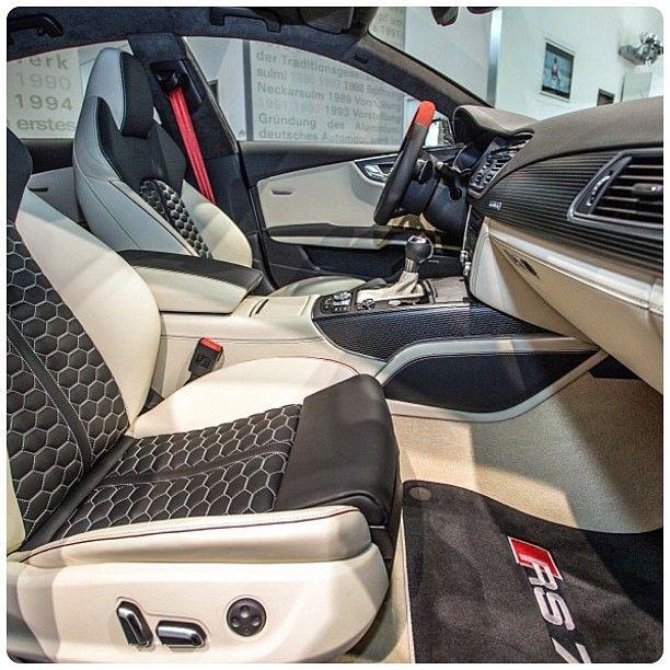 Best 25+ Audi Rs7 Interior Ideas On Pinterest