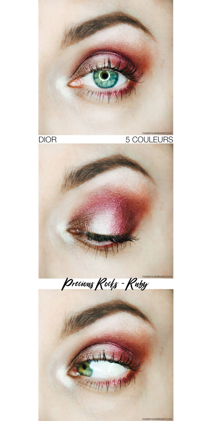 Dior makeup Collection Precious Rocks