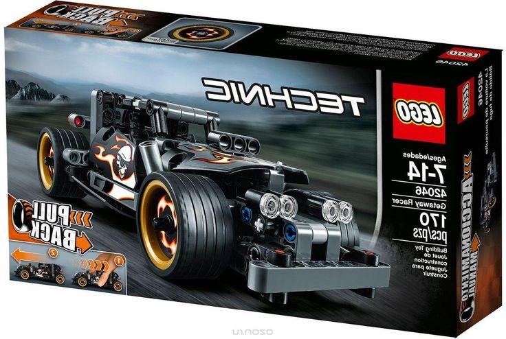 Lego Technic Конструктор Гоночный автомобиль для побега 42046