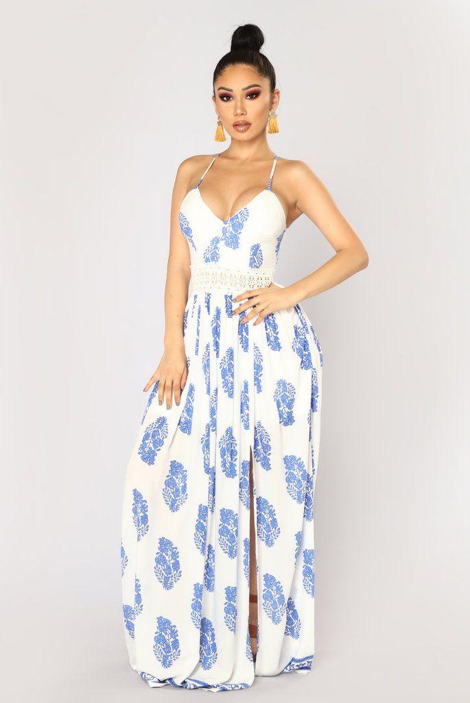 ea1b0af28e Holy Slit Dress - Ivory Royal. Holy Slit Dress - Ivory Royal Taupe Maxi  Dress