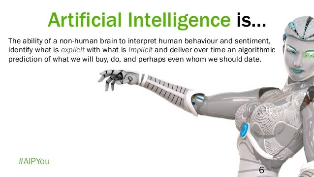 This gives us a more in depth definition of what artificial intelligence is #CoolAIFacts