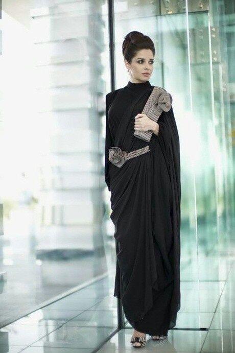 Islamic Abaya Hijab Stylish Dresses 2014 Abaya