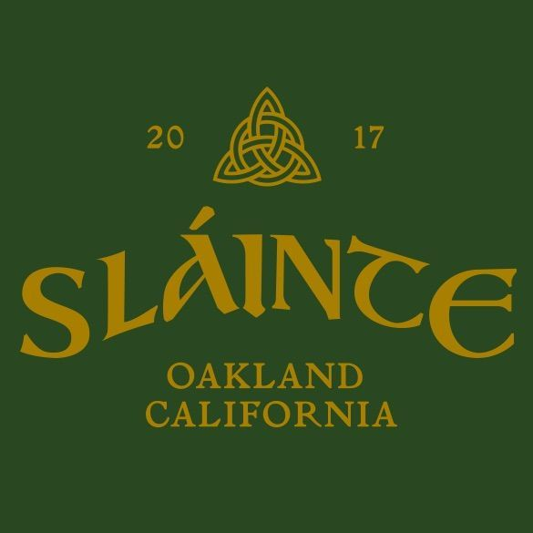 Sláinte (Gaelic for good health, or cheers) is the new Irish pub set to open in Oakland's Jack London Square on April 1