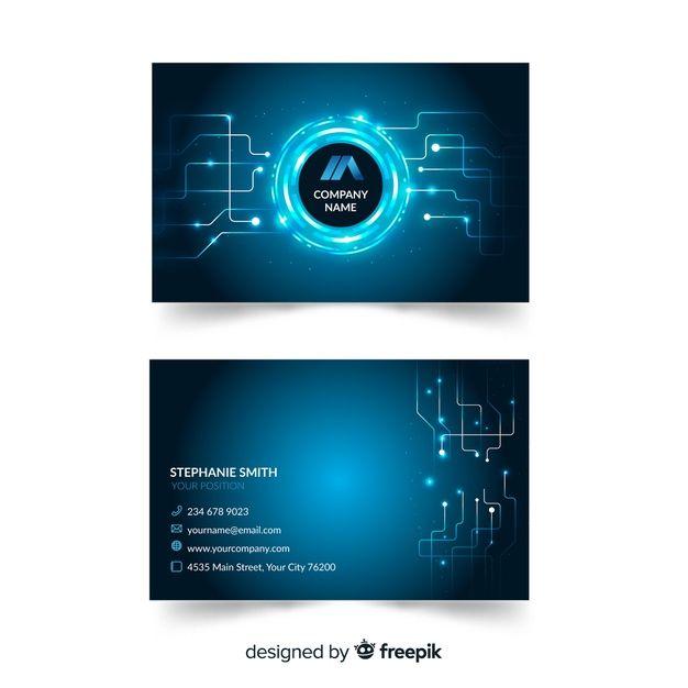Baixe Cartão De Visitas Gratuitamente Graphic Design Business Card Business Card Design Creative Business Cards Creative