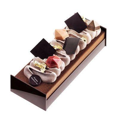 Rêver.... La bûche chocolat par Pierre Marcolini