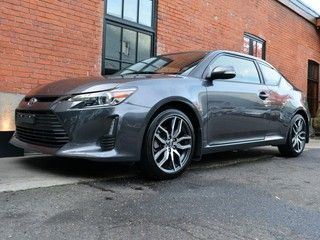 2014 Magnetic Gray Metallic Scion tC - $21,980 - For Sale, Finance Lease or Buy Car's Vancouver, BC - Bluestarmotors.com