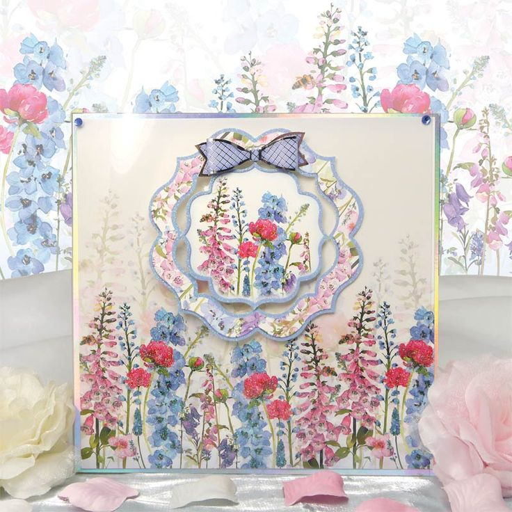 Floral Fantasia | Hunkydory Crafts
