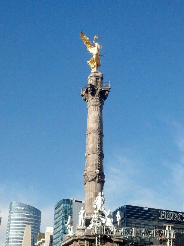 El Ángel,  Mexico City