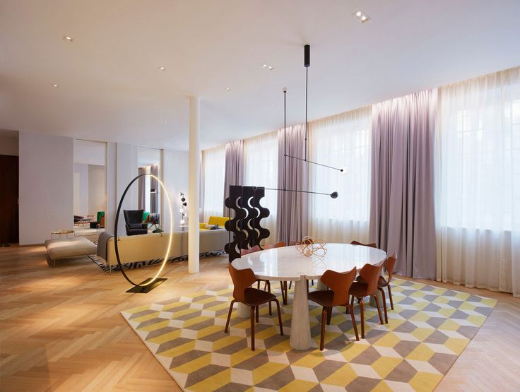 Penthouse in the heart of Mayfair | Tododesign by Arq4design