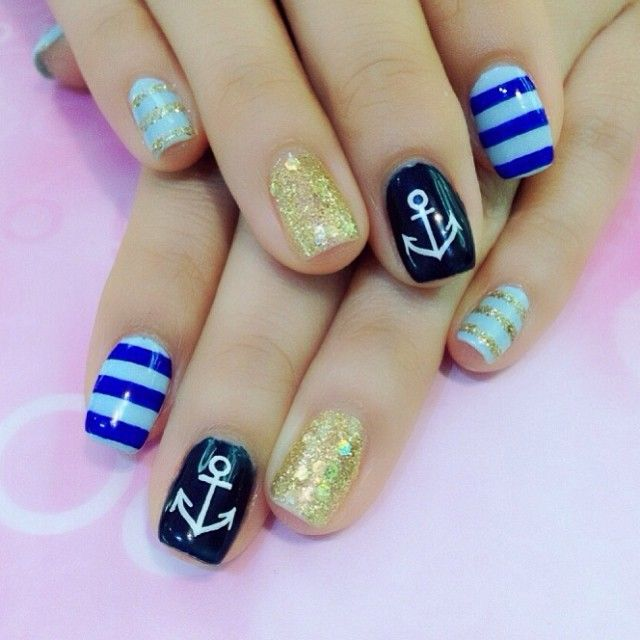 212 best CUTE SUMMER NAILS!! images on Pinterest | Nail scissors ...