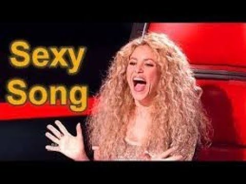 THE VOICE: Beautiful Man Sings Sexy Song Surprised Shakira - YouTube