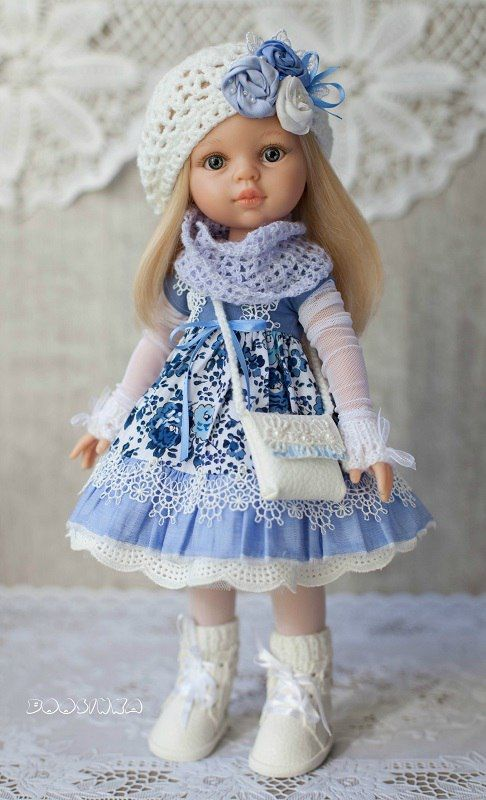 """""""Бусинка"""" Одёжка для кукол Paola Reina"""