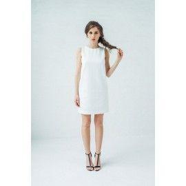 3D dress #minimalism #whitelady