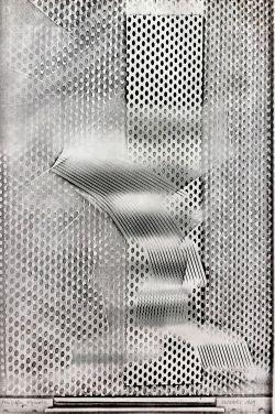 Bruno Munari Xerografia Originale 1969