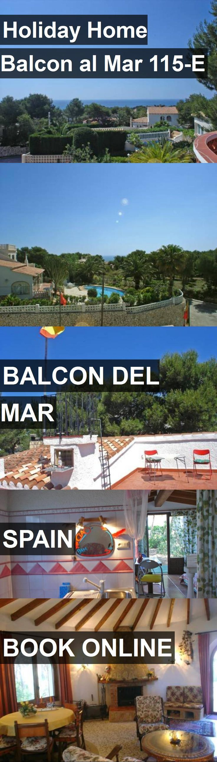 Hotel Holiday Home Balcon al Mar 115-E in Balcon del Mar, Spain. For more information, photos, reviews and best prices please follow the link. #Spain #BalcondelMar #hotel #travel #vacation