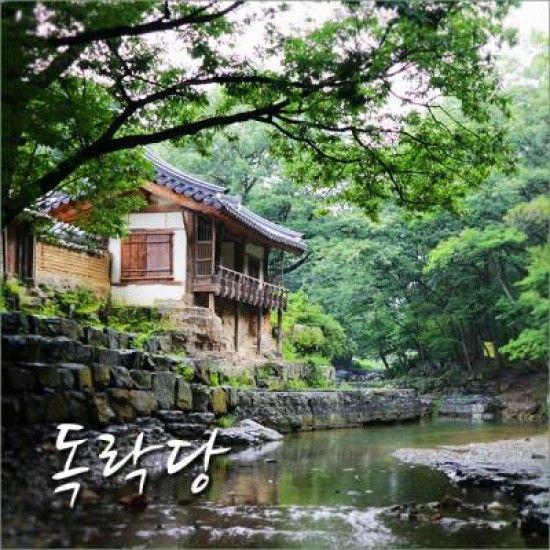 Dongnakdang house, Oksan-ri, Gyeongju
