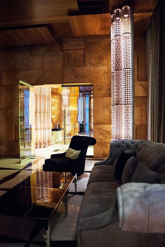Светильники, ажурные колонны, лазерная резка, дизайн интерьера, архитектура, загородный гостевой дом