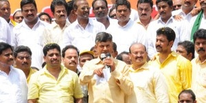 "Naidu says no pain from padayatra - FrontPage India - Even after walking over 100 km as part of his Vastunna..Mee Kosam"" padayatra, Telugu Desam chief N Chandrababu Naidu says that he is .... http://www.frontpageindia.com/grapevine/naidu-says-no-pain-from-padayatra/40400"