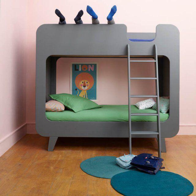 Lits enfant superposés Pile ou Face – Laurette  - Marie Claire Maison