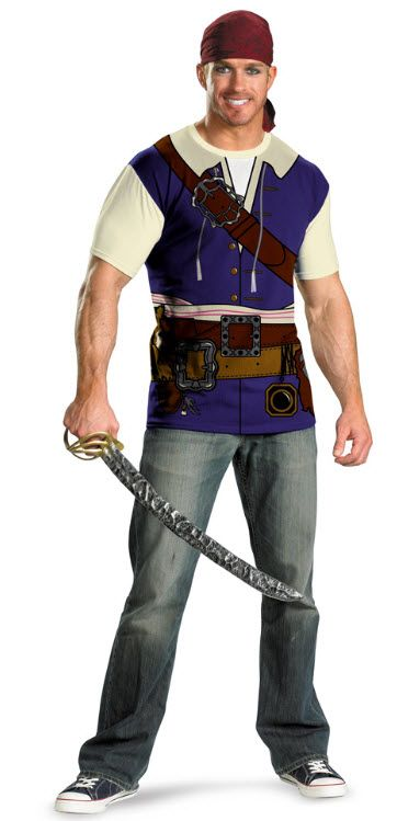 Nice Costumes Jack Sparrow Alternative Costume just added...