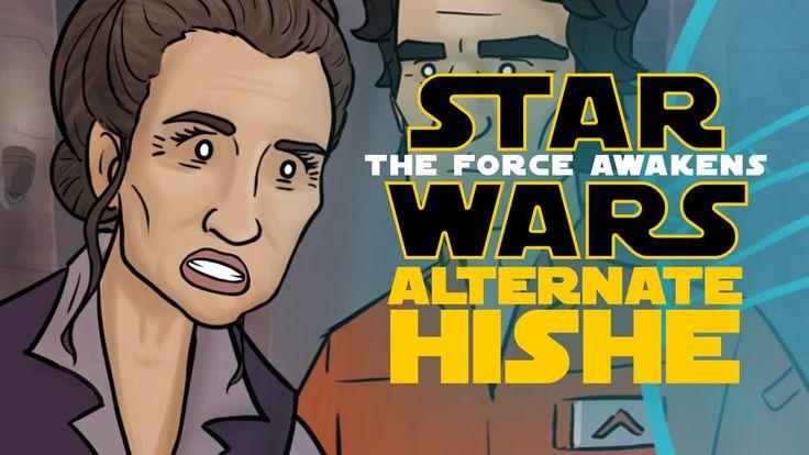 hishe for star wars - photo #18